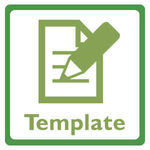 Download Template Artikel